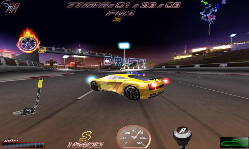 Speed Racing Extended Free- screenshot