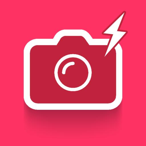 一つのキーのカメラ 工具 App LOGO-硬是要APP