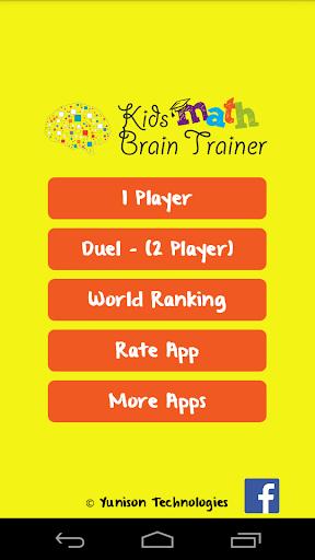 Kids IQ Brain Training Games