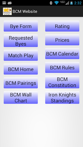 BCM Website
