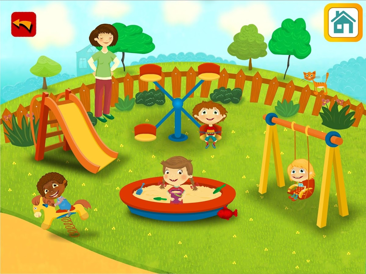 Little Explorer - Kindergarten- screenshot