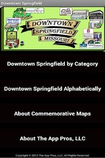 Downtown Springfield - screenshot thumbnail