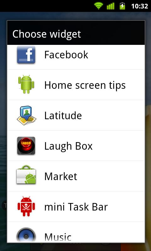 Laugh Box- screenshot