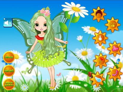 美麗的仙女裝扮|玩休閒App免費|玩APPs