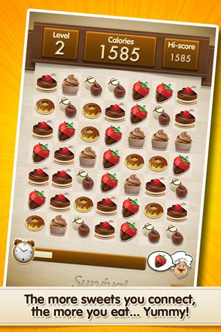 Chocolate Mania Free - screenshot