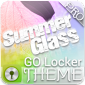 Rainbow Summer GO Locker Theme