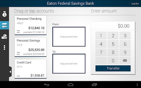 Eaton Federal Mobile - screenshot thumbnail