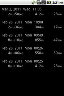 玩健康App|Jogging Recorder免費|APP試玩