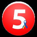 5 Канал Україна icon