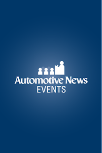 Automotive News Events - screenshot thumbnail