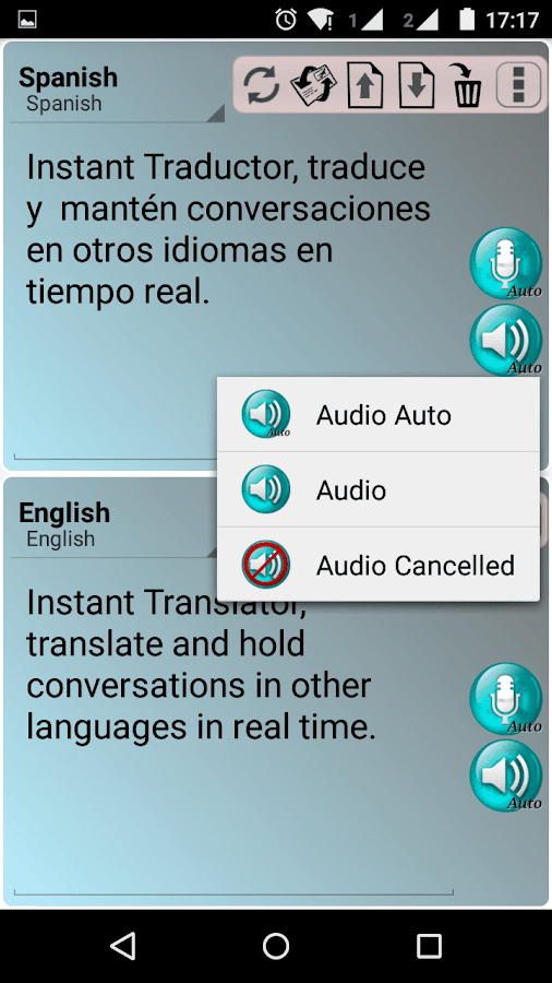 Instant Translator (Translate)- screenshot