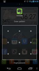 GO Launcher apk lock screens