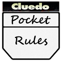 Pocket Rules – Cluedo (Clue) logo