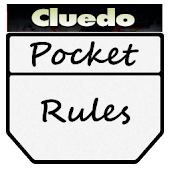 Pocket Rules - Cluedo (Clue)