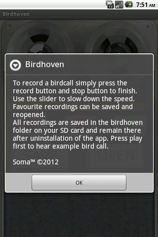 Birdhoven - screenshot