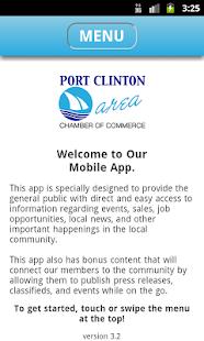 Port Clinton Area Chamber - náhled