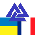 French Ukrainian Dictionary icon