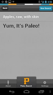 Only Paleo- screenshot thumbnail