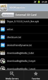 VDOPlayerLite- screenshot thumbnail