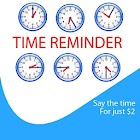 Time Reminder Voice Assistant icon