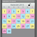 Prosty kalendarz zmianowy icon