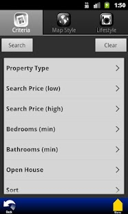 HOME Real Estate - screenshot thumbnail