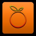 Tangerine CM10.1 AOKP Theme logo