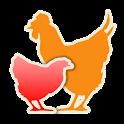 HensNRoosterz logo