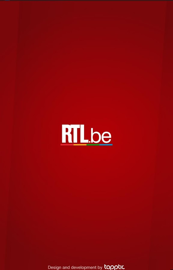 RTL.be - screenshot