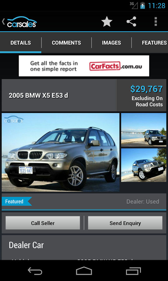 Carsales.com.au - screenshot