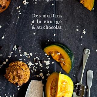 Butternut Squash and Chocolate Muffins..