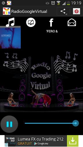 Radio Google Virtual