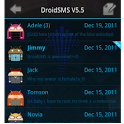 DroidSMS Theme ICS icon