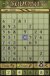 Sudoku Screenshot 35