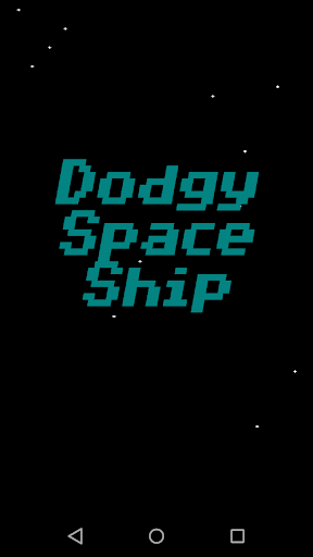 Dodgy Space Ship