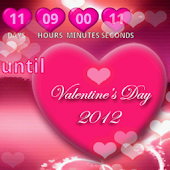 2013 Valentine Live Wallpaper