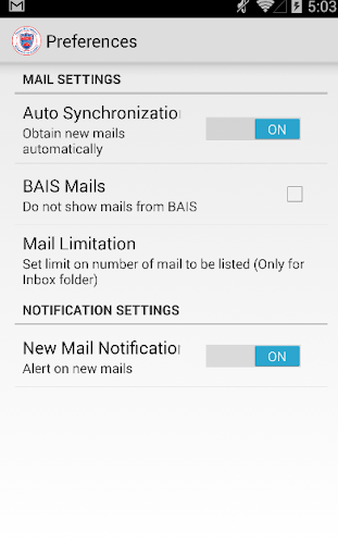【免費通訊App】Bilkent Mail-APP點子