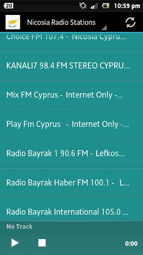 娛樂必備APP下載|Nicosia Radio Stations 好玩app不花錢|綠色工廠好玩App