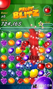 Fruit Blitz Free- screenshot thumbnail