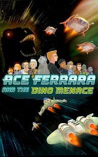 Ace Ferrara & The Dino Menace Screenshot 6