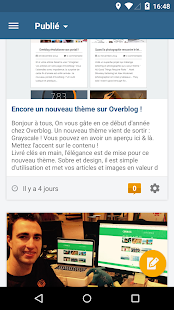 OverBlog- screenshot thumbnail