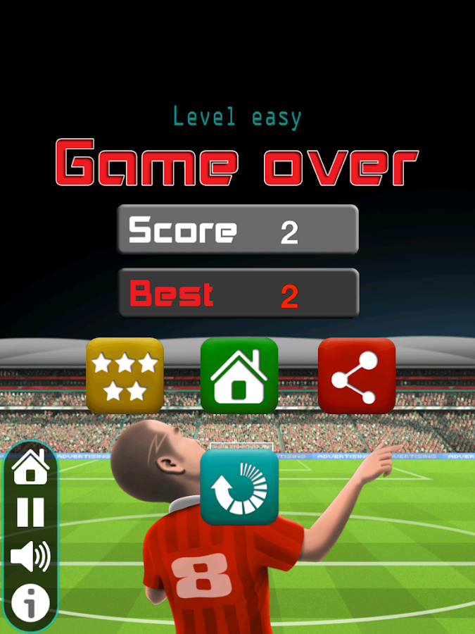 Soccer Ball Juggling - screenshot