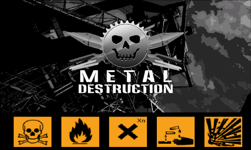 Metal Destruction Lite- screenshot thumbnail