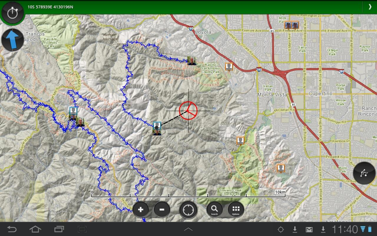 ViewRanger GPS & Trails USA screenshot #9