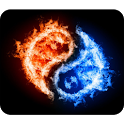 Burning Tai Chi Wallpaper icon