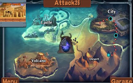 Monster Car Hill Racer Screenshot 5
