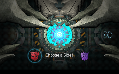 TRANSFORMERS Official App Screenshot 23