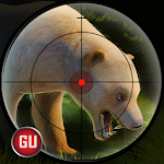 Wild Bear Sniper Shooter 3D 2.0 Apk