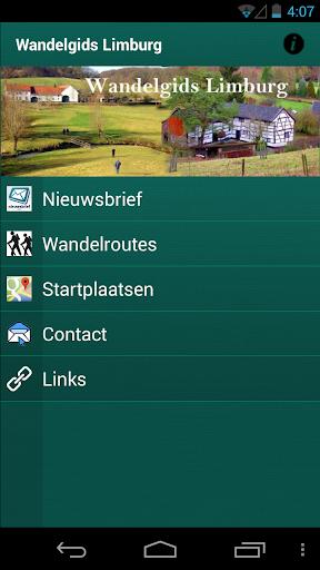 Wandelgids Limburg