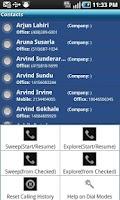 Screenshot of My Sales Dialer (CRM+)